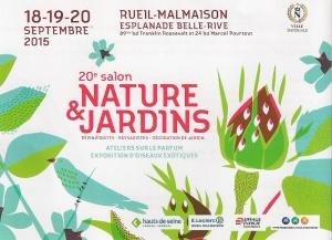 J'expose mes Iris et aquarelles de fleurs, oiseaux et autres thèmes floraux au Salon Nature et Jardins au stand 53. Je serai ravie de votre venue.