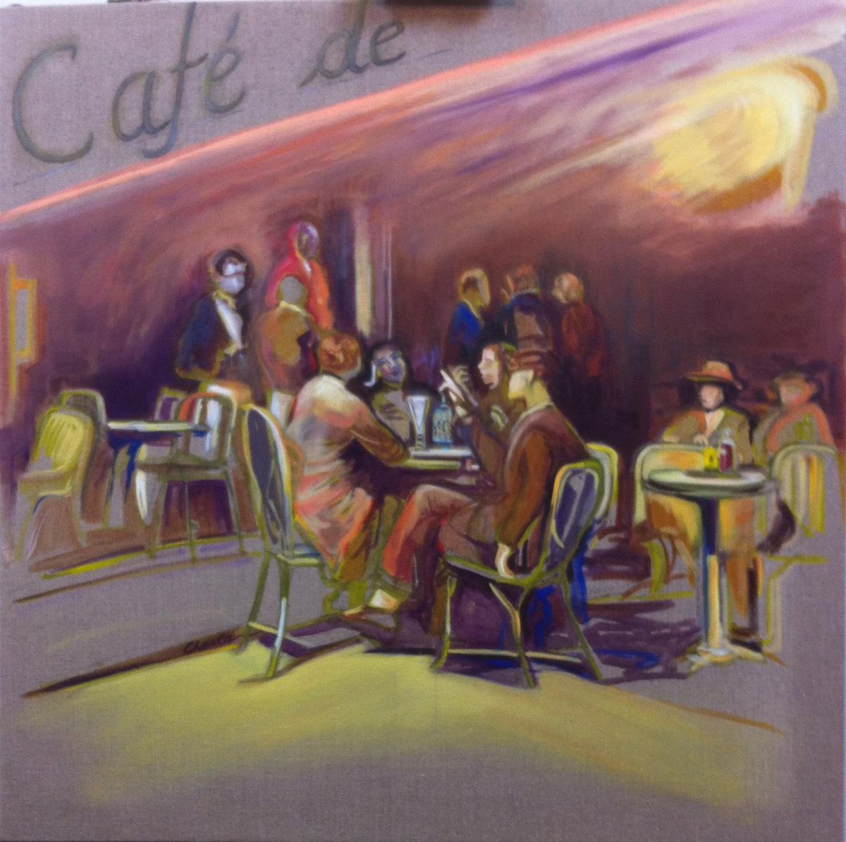 Café de... carré