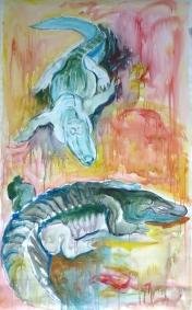 Les alligators bleus 2014