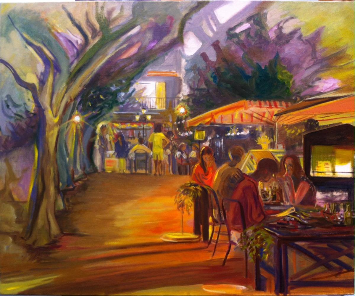Café Sainte Maxime voeux