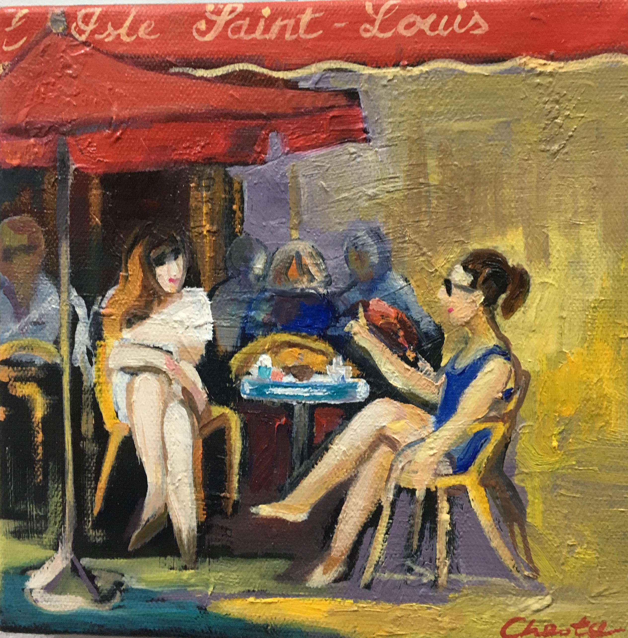 numart Chesta, La brasserie de l'Isle Saint Louis